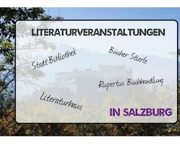 Literatur in Salzburg - April 2018