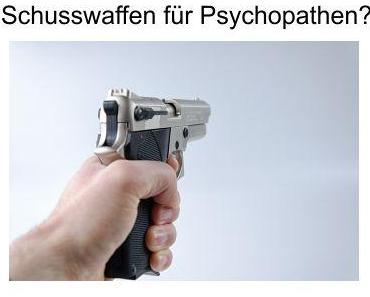 Amokfahrt in Münster ohne islamistischen Hintergrund, somit politisch abgehakt und alles richtig gemacht. Schusswaffen für Psychopathen?
