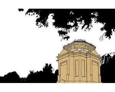 Gräber und Gauben – Architekturzeichnungen