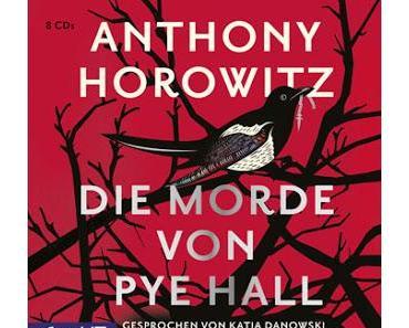 [Rezension] Anthony Horowitz - Die Morde von Pye Hall (Hörbuch)