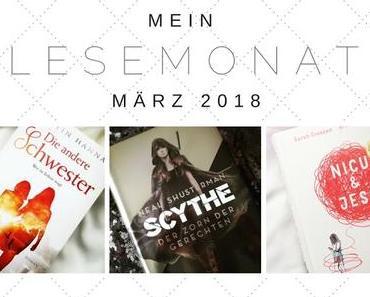 Lesemonat [03|2018]