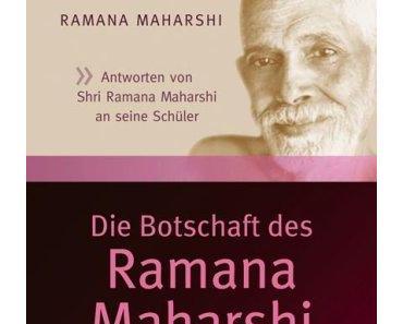 SRI RAMANA MAHARSHI › holospirit · ENTFALTE DEINE INNERE WEISHEIT