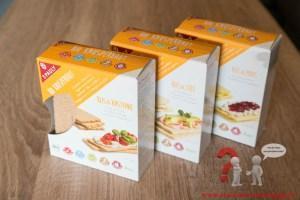 Die neuen glutenfreien Bio-Knusperbrote von 3 Pauly – Gewinnspiel