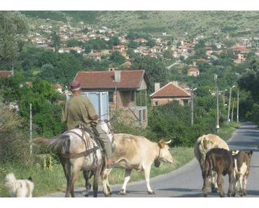 Ein herzlicher Empfang – so sind die Bulgaren