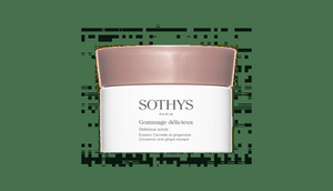SOTHYS Gommage délicieux Evasion Canelle Gingembre