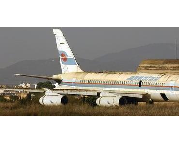 Spantax Convair 990 soll ins Museum