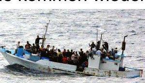 griechischen Flüchtlingsinseln sind voll, also wieder durchwinken nach Deutschland