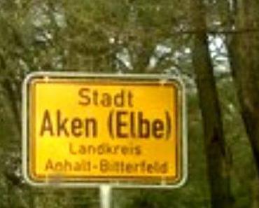 Aken – Kleinstadt in Sachsen Anhalt