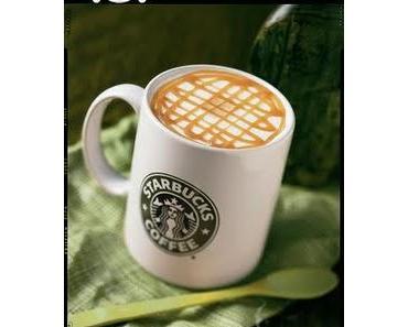 Self-made Frappuccino.. & working @Starbucks