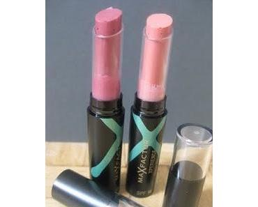 Max Factor - Xperience Sheer Gloss Balm - Swatches