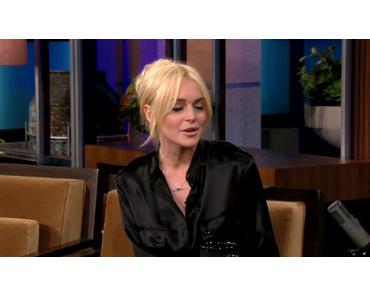 """Lindsay Lohan im Interview: """"Ich habe viele Fehler gemacht!"""""""