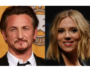 Scarlett Johansson u. Sean Penn halten Händchen