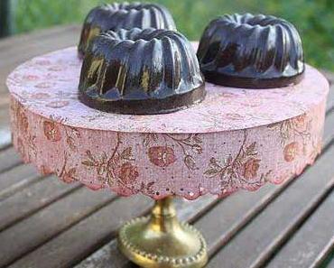 Cupcakes Tortenplatte