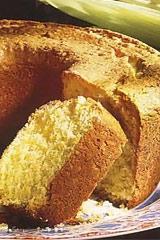Englischer Vollkornkuchen mit Stevia