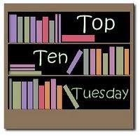 [Top Ten Tuesday] #12: Eure 10 liebsten Autoren!