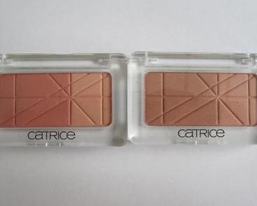 Review: Catrice Defining Duo blush – 020 Peach Sorbet + 040 Chocolate Cream