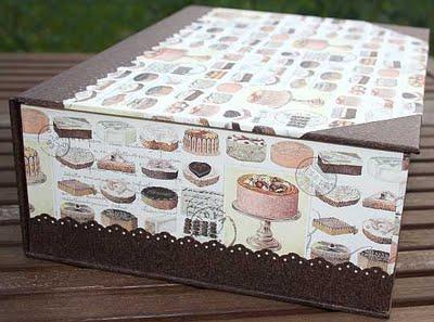 Cupcakes Box