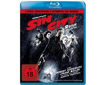 Sin City Bluray review