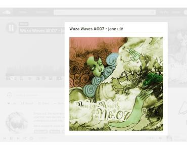 Mix: Jane Ulé – Wuza Waves #007