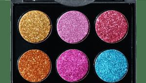 HANDAIYAN Glitter Eyeshadow Palette