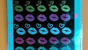 [Werbung] RdeL Young Nail Sticker kisses