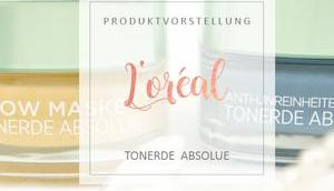 L'Oreal Tonerde Absolue Masken