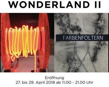 Whats On: Wonderland # 2 im Kornversuchsspeicher