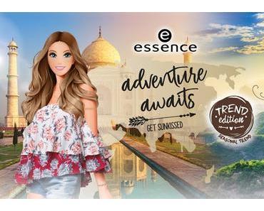essence adventure awaits – get sunkissed trend edition