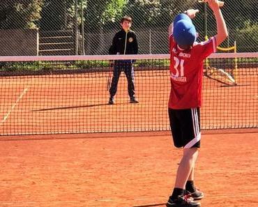 Schulferienprogramm: Keiner zu klein, ein Roger Federer zu sein