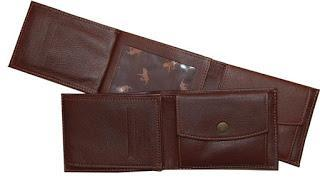 Elchleder Brieftaschen von Kallfeldts - ein nützliches Präsent