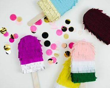 DIY Eis-Piñata mit tesa