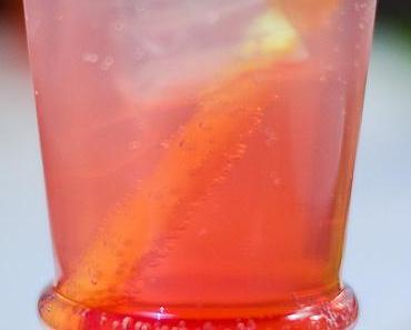 Feierabend-Cocktail: Campari mit Bitter Lemon