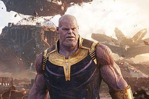 """Avengers: Infinity War"" [USA 2018]"