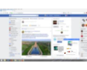 Facebook Phishing mit Youtube Video
