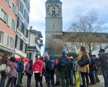 """Kinderstadtführung in Zürich: Mit Kindern auf Entdeckungstour durch """"Turicum"""""""