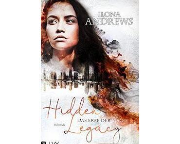 [Rezension] Hidden Legacy #1 - Das Erbe der Magie