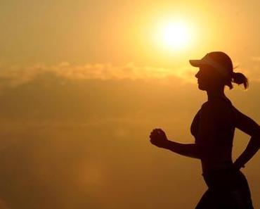 Sommer: Laufen bei Hitze und heißem Wetter