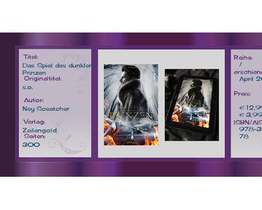 Rezension: Das Spiel des dunklen Prinzen