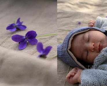 DIY Baby  Musselin Pixie bonnet - Tutorial