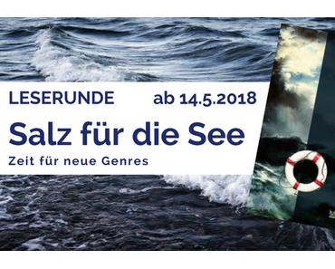 Leserunde | Salz für die See - Ruta Sepetys