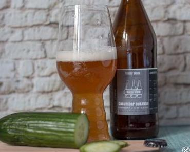 Cucumber Ale – Ein Bier gebraut mit Gurke