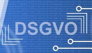 Freitag gilt Datenschutzgrundverordnung (DSGVO)