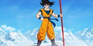 Charakterdesigns neuen Dragon Ball Super-Film veröffentlicht