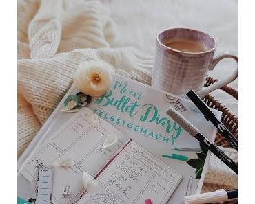 Mein Bullet Diary selbstgemacht - Nathalie Güllü        *WERBUNG*