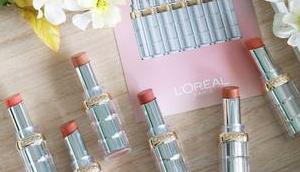 Lorealista News: neue Farben COLOR RICHE SHINE Lippenstifte L'Oréal Paris!