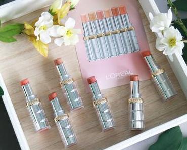 Lorealista News: neue Farben der COLOR RICHE SHINE  Lippenstifte von L'Oréal Paris!