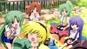 Staffel 2 und 3 von Higurashi erscheinen ebenfalls in Deutschland