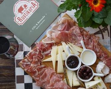 NEUERÖFFNUNG: Rustikeria – Bottega Toscana - + + + authentische toskanische Spezialitäten ++ Schiacciata ++ Mortadella di Prato IGP + + +