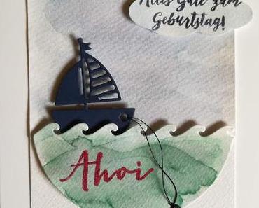 Eine Seefahrt, die ist lustig.............