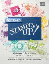 Neuer Jahreskatalog 2018-2019 von Stampin' Up!